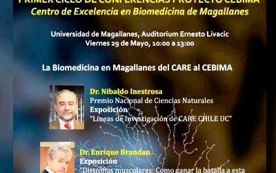 Primer Ciclo de Conferencias del Proyecto CEBIMA en la Región de Magallanes