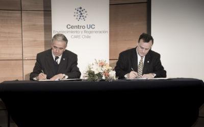 Universidad Católica y UMAG crean el primer Centro de Excelencia en Biomedicina de Magallanes