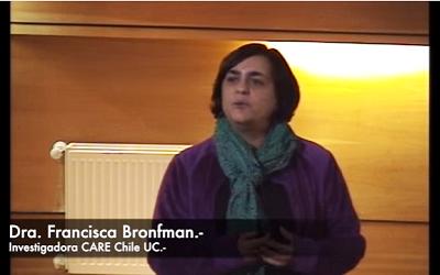 Conferencia sobre Infarto Cerebral y Plasticidad Neuronal de la Dra. Bronfman