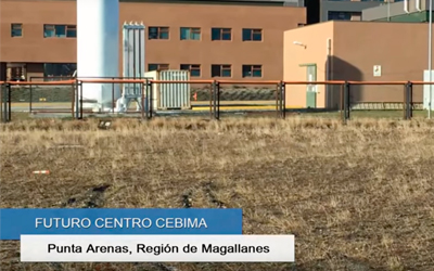 Doctor Inestrosa destaca avances en proyecto del Cebima en Magallanes