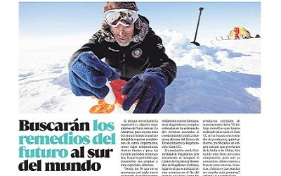 Investigaciones del CEBIMA son reconocidas en el diario La Cuarta