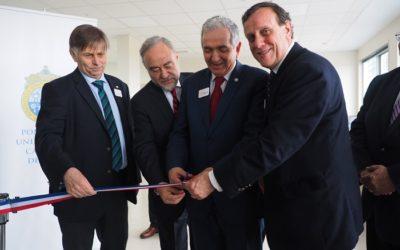 Inaugurado en Punta Arenas el centro de investigación más austral del mundo