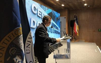 """""""CEBIMA constituye una plataforma para internacionalizar ciencia que se hace en Chile"""""""