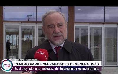 CNN Chile emitió reportaje sobre inauguración del CEBIMA en Punta Arenas