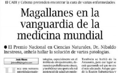 CEBIMA pone a Región de Magallanes a la vanguardia de la medicina mundial