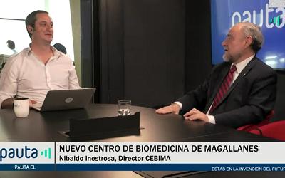 """Dr. Nibaldo Inestrosa en programa """"La invención del futuro"""" de Radio Pauta FM"""