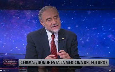 """Programa """"Exploradores"""" de TVN muestra logros y avances de centros CARE y CEBIMA"""
