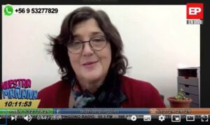 Dra. Paulina Villaseca,